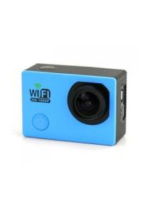 (OEM) SJ6000 12MP Full HD 1080P 2.0 Inch LCD Screen WiFi Sport DV Camera (Blue)