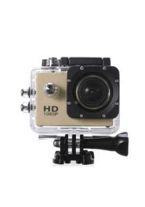 (OEM) SJ6000 12MP Full HD 1080P 2.0 Inch LCD Screen WiFi Sport DV Camera (Gold)