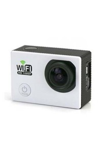 (OEM) SJ6000 12MP Full HD 1080P 2.0 Inch LCD Screen WiFi Sport DV Camera (White)