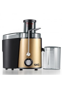 SKG ZZ18570 500ML 400W Stainless Steel Electric Juicer