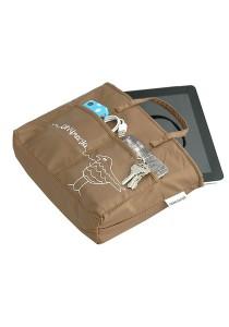 Gin & Jacqie Slim Ellie Ipad Bag Gold Twiggy G193PGT