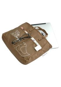 Gin & Jacqie Slim Ellie Ipad Bag Gold Rolly G193PGR