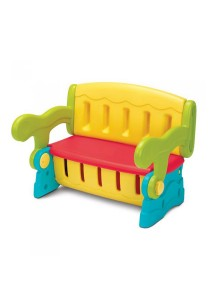 FASHION TEE Snmsb Storage Bench (Multicolor)
