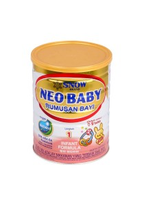 Snow Neo Baby Infant Formula Step 1 (0-9months) 900g