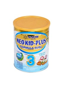 Snow Neo Kid-Plus Milk Formula Step 3 (1-3 years old) 900g