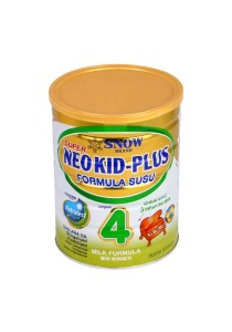 Snow Neo Kid-Plus Milk Formula Step 4 (3 years old+) 900g