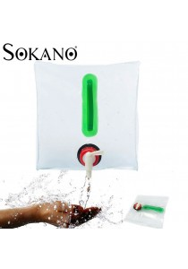 SOKANO 20L Outdoor Collapsible Water Container With Control Tap
