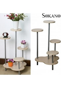 Sokano ES001 Deco Rack for Living Hall, Office. Cafe and Restaurant
