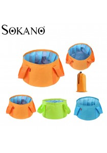 SOKANO Outdoor Foldable Pail