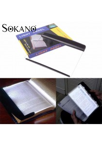 SOKANO Reading Light Panel / Night LED Book Light Panel