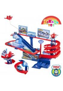 SOKANO TOY Thomas Train Electronic Automatic Track Kids Pretend Play