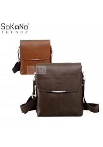 SoKaNo Trendz Premium POLO 3001 Vertical Leather Bag