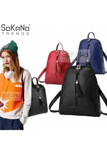 SoKaNo Trendz SKN741 Premium PU Leather Backpack