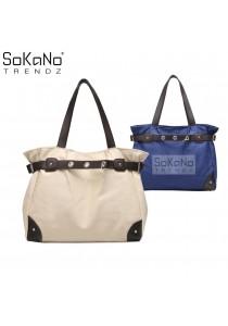 SoKaNo Trendz SKN816 Large Capacity Premium Canvas Bag