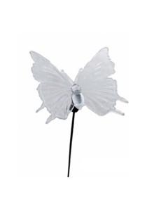 Eliossive Solar Garden LED Stick Light (Swinging Butterfly)