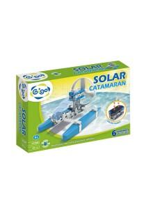 GIGO - Solar Catamaran