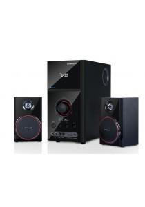 Sonic Gear Speaker 2.1 EVO 9 BTMI (Black)