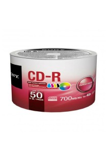 Sony Printable CD-R 48X 700MB Spindle50