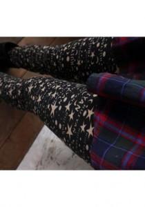 Stylish Thick Legging - SP76370 (Black)