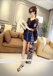 Fashion Quality High Waist Denim Pants (SP91534)