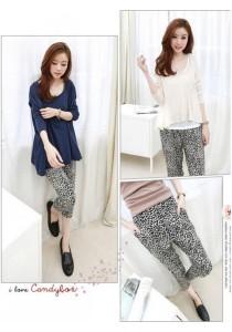 Stylish Leopard Print Pant - SP95770 (Leopard Print)