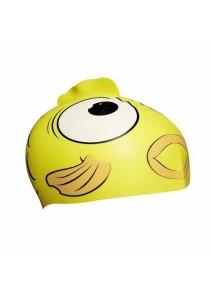 Speedo Sea Squad Character Cap (Fish Yellow)