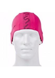 Speedo Monogram Endurance Cap (Pink/Black)