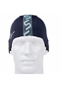Speedo Monogram Endurance Cap (Navy/Blue)