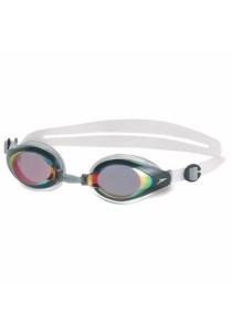 Speedo Mariner Goggle Mirror (Red/Clear)