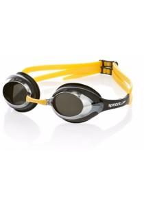 Speedo Merit Goggle Mirror - (Black/Smoke)