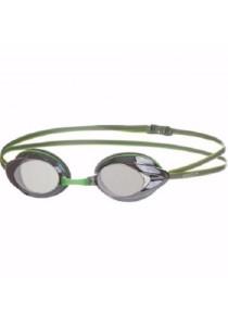 Speedo Opal Mirror Goggles (Green/Silver)