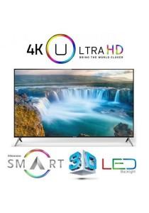 "Hisense 58"" 4K UHD Smart 3D TV 58K700UWD"