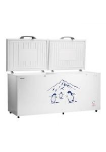 Hisense 550L R600A Chest Freezer FC663D4BWB