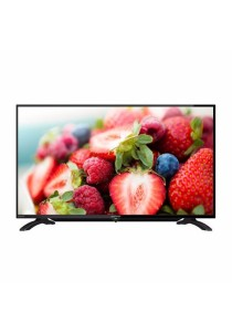 "Sharp 40"" Full HD LED TV (2017 New High End Model) with USB (Video, Photo, Music) LC40LE185M"