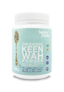 Spoon Health Organic Keenwah Powder (100% Quinoa) (300g)