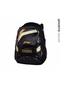 Li-Ning China Badminton Team Backpack (Black)