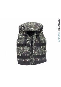 Li-Ning Basketball Genuine Backpack (Camouflage Army Green)