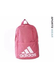 Adidas Kids Training Versatile Backpack (Pink)