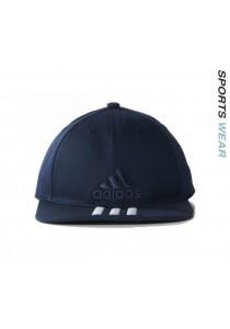 Adidas Training Six-Panel Classic 3-Stripes Cap - Navy