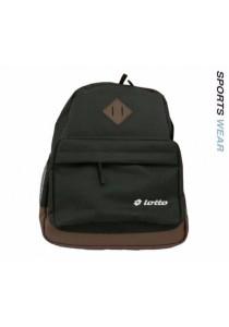 Lotto Backpack Sierra PU (Black)