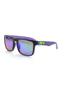 FASHION TEE Spy17 Sunglasses (Zebra Purple)