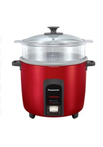 Panasonic 2.2 Litre Automatic Rice Cooker / Steamer SR-Y22FGJLSK/FGJ