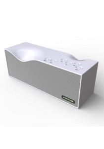 Sardine BT B1 Bluetooth Speaker with Stereo Sound Quality& LED Display (Grey)