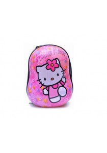 Hard Shell Backpack for Kids - Hello Kitty