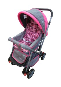 Sweet Heart Paris ST47 Stroller (Pink)