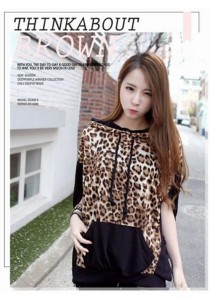 Cute Hooded Top - ST95085 (Black)