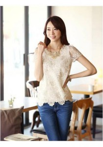 Korean Stylish Top - ST97857