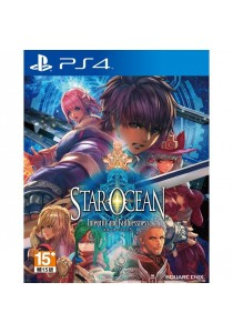 (Pre-Order) [PS4] Star Ocean 5: Integrity and Faithlessness (English Subs) (Expected Arrival Date: 28 June 2016)