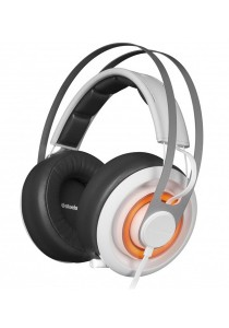 SteelSeries Siberia Elite PRISM Gaming Headset (White)