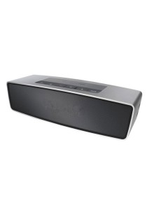 Stereo Bluetooth Speaker Silver 1230989